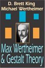 Max Wertheimer  Gestalt Theory book